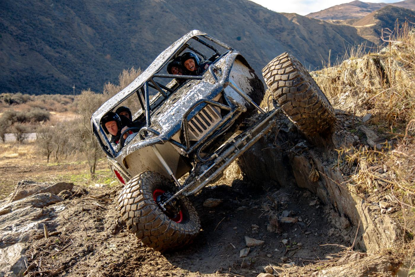 Oxbow Ultimate Off-Roader