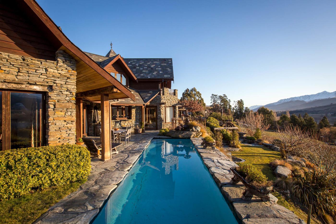 Stoneride Estate Pool