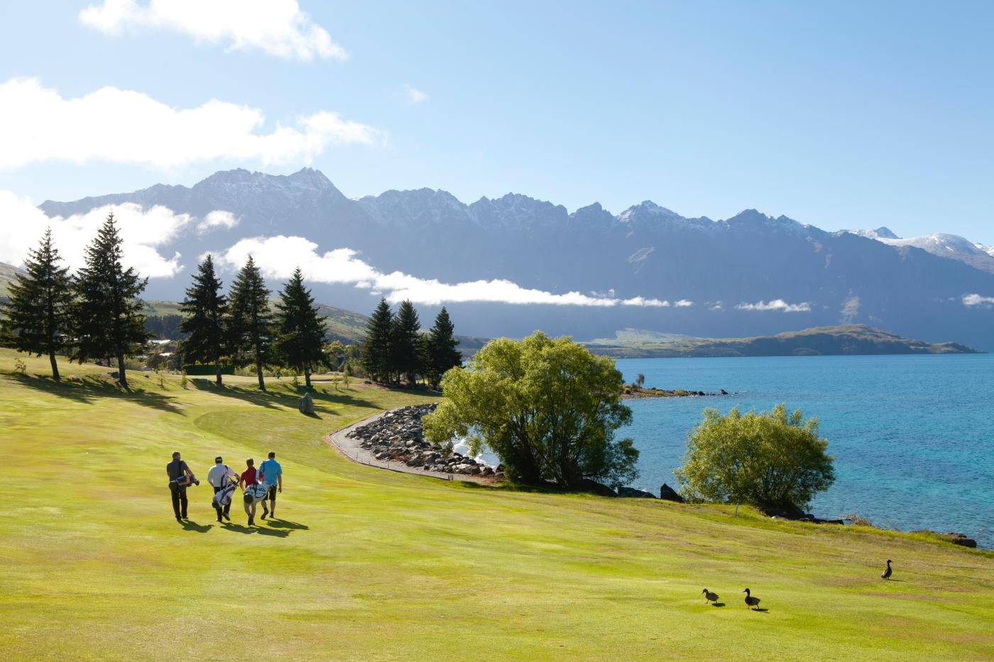 Queenstown Golf Course Spring 2011 016