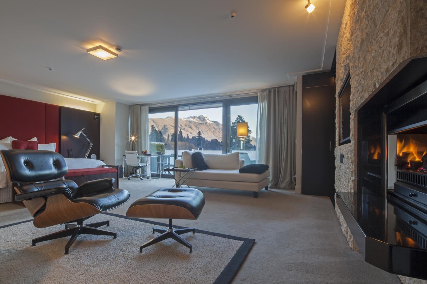 The Spire Hotel Deluxe Suite