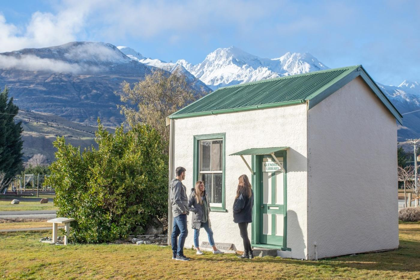 Glenorchy Library, Altitude Tours
