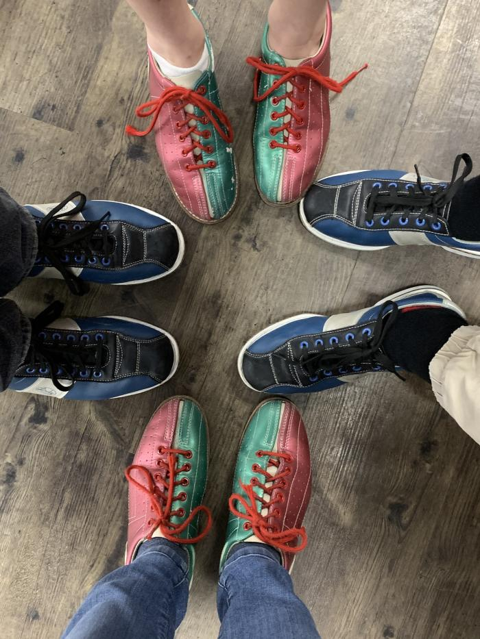 Bowling Shoes - McCurdy Bowling Centre