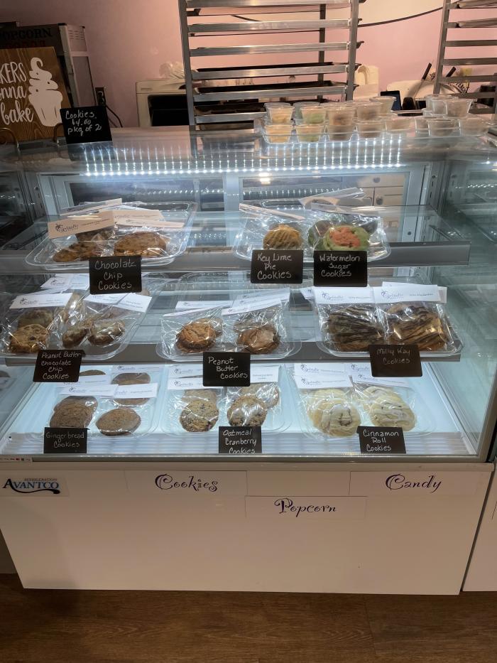 Quixotic Bakery Selection
