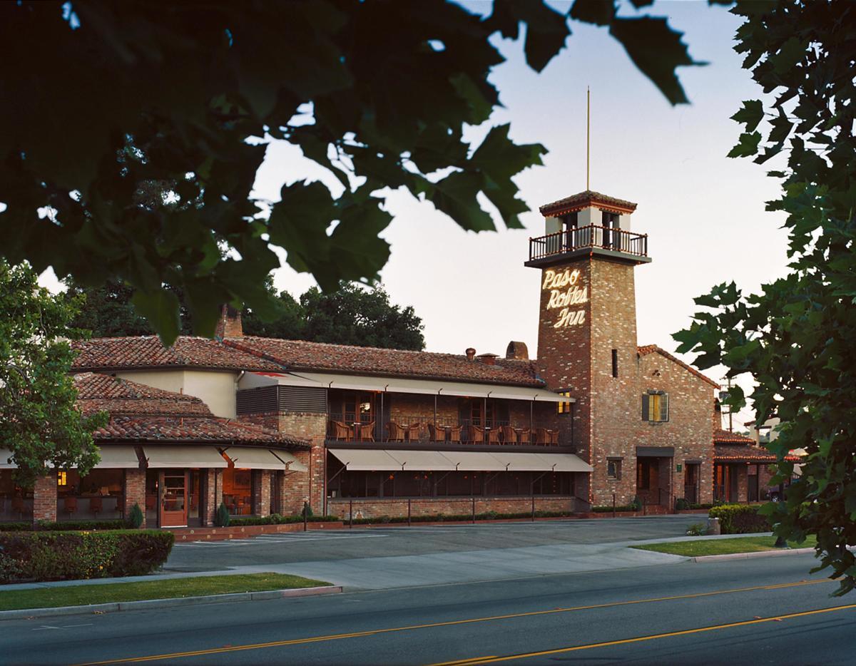 Paso Robles Inn Exterior