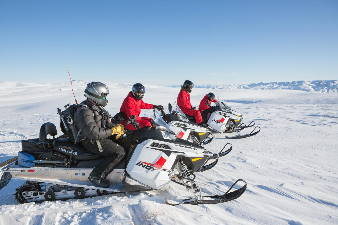 Queenstown snow mobiling