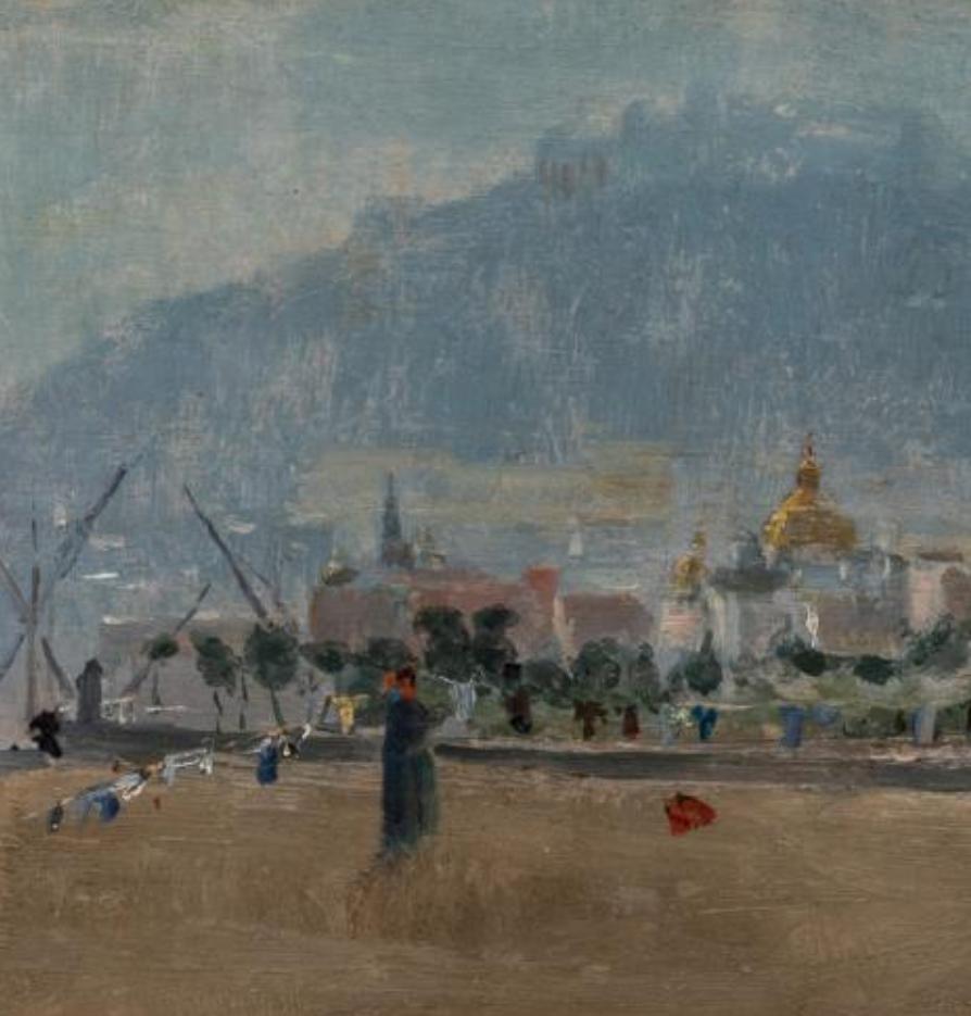 Whistler to Cassatt: American Painters in France