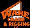 Ware Crane & Rigging logo