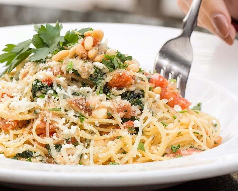 Zov's pasta