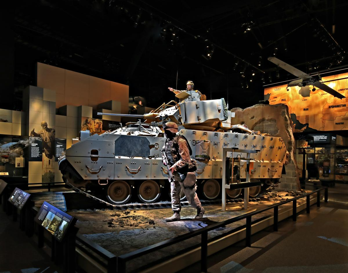 M3 Bradley - National Museum of the U.S. Army