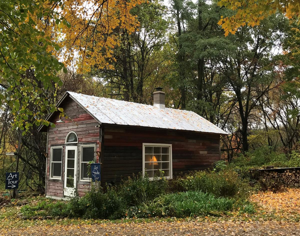 Venture out to explore the work of central Wisconsin artists, and their working studio's during the annual Hidden Studios Art Tour, each fall.