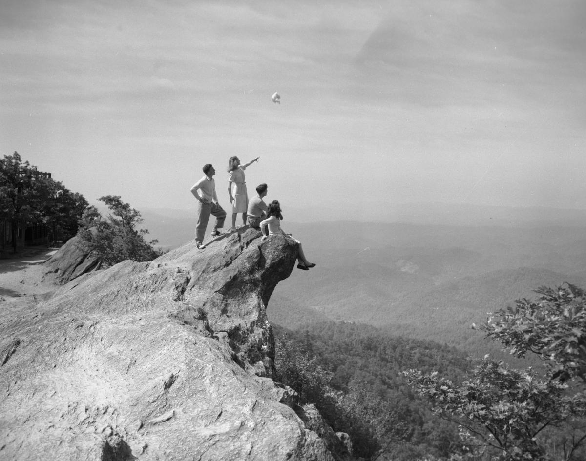 Vacationland: The Blowing Rock