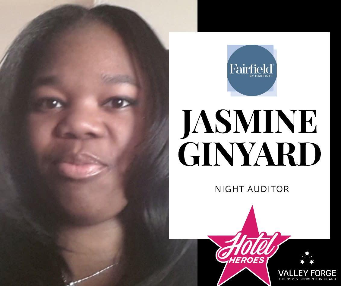 jasmine ginyard hotel hero