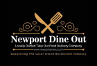 Newport Dine Out Logo
