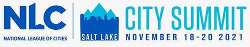 National League of Cities 2021 conference logo