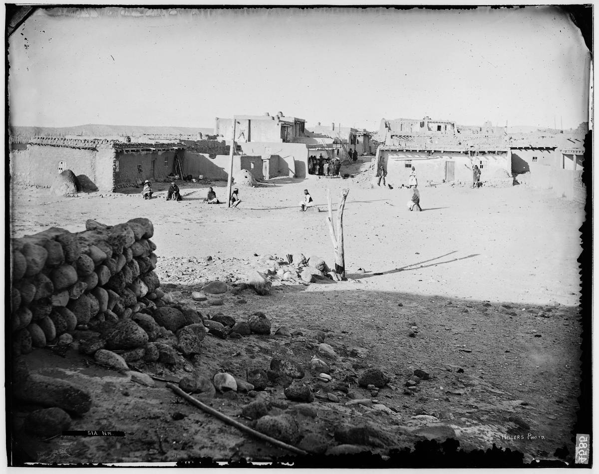 Historic Zia Pueblo