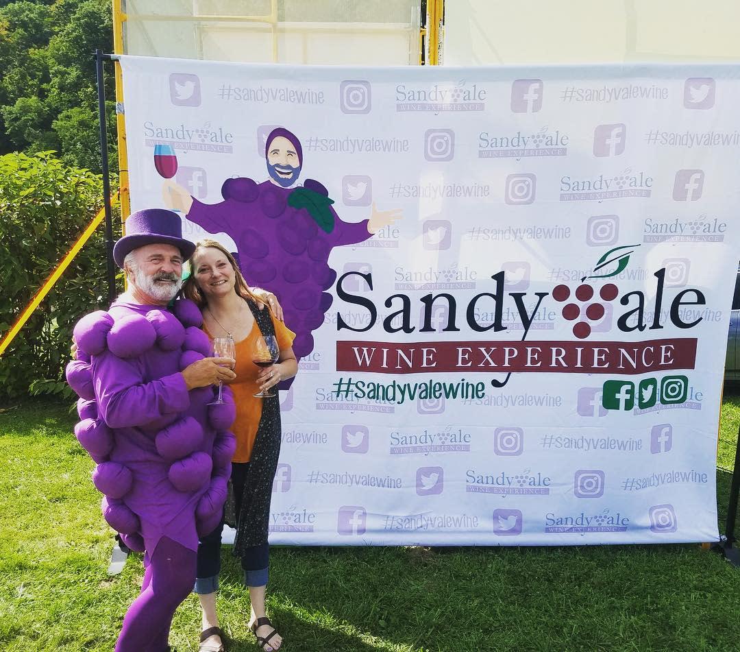 Sandyvale Wine Festival