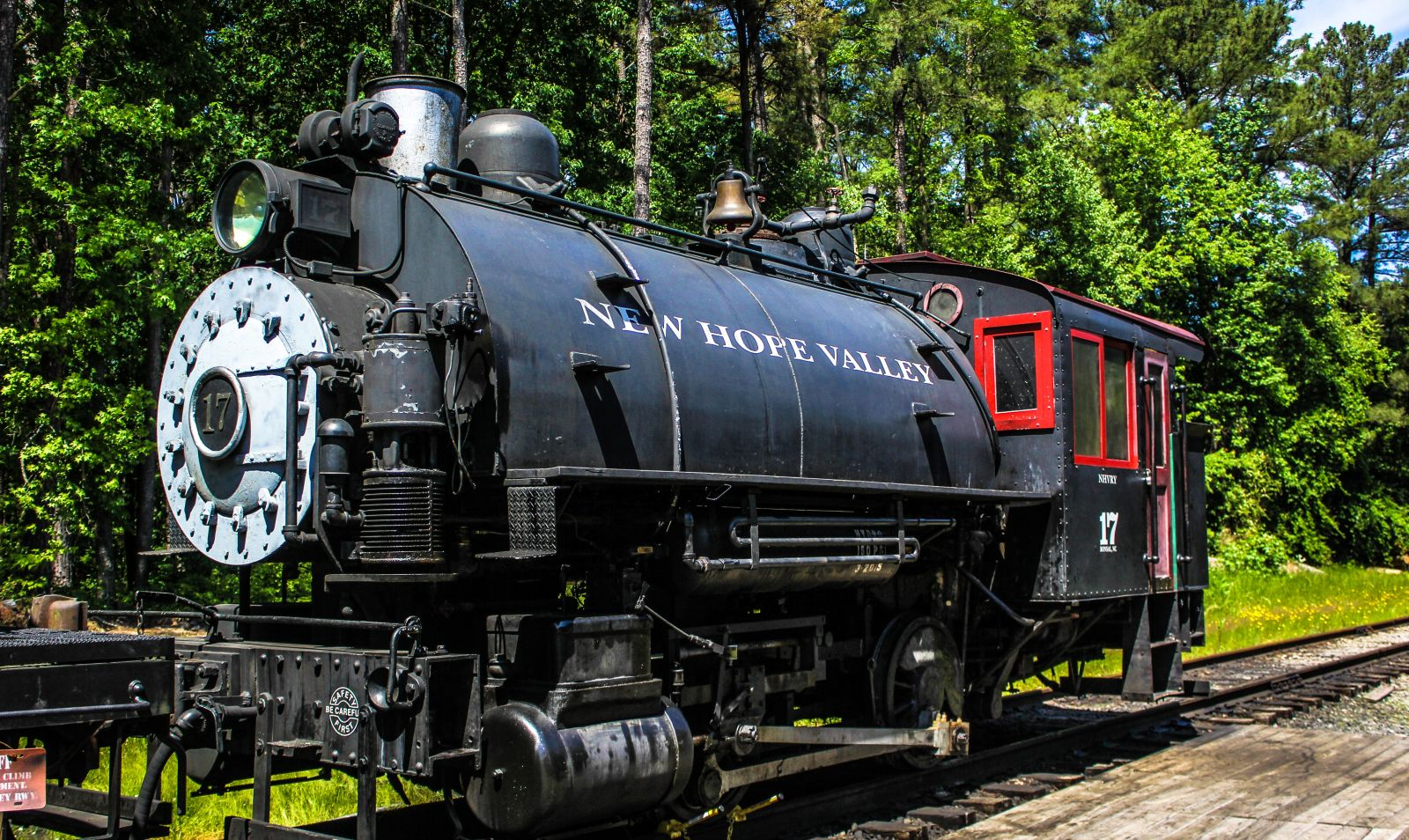 North Carolina Railway Museum & New Hope Valley Railway