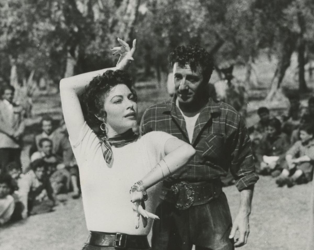 Flamenco Dancing Scene Barefoot Contessa