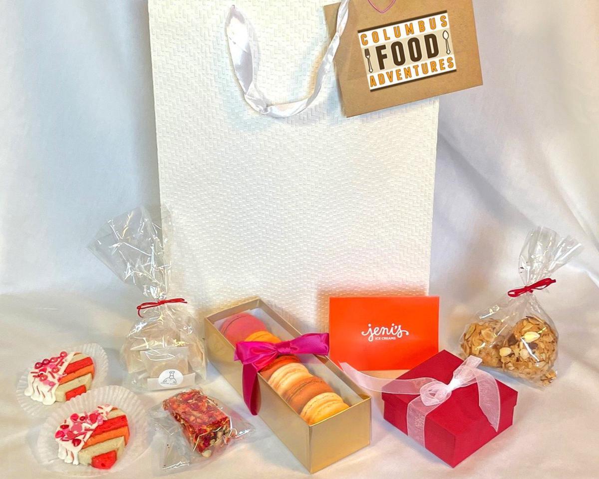Columbus Food Adventures Valentine's Box