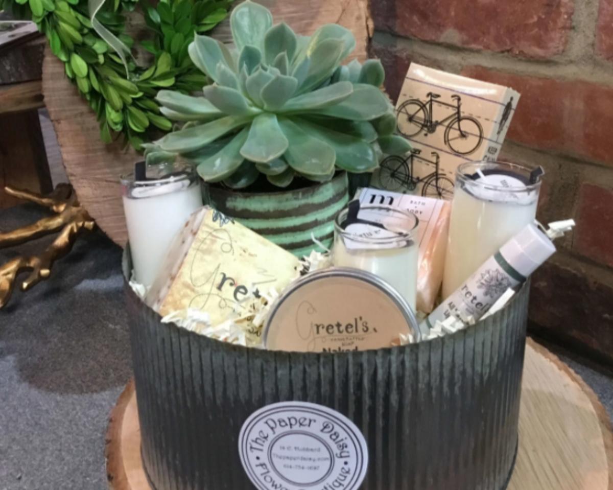 Paper Daisy Self-care Kit