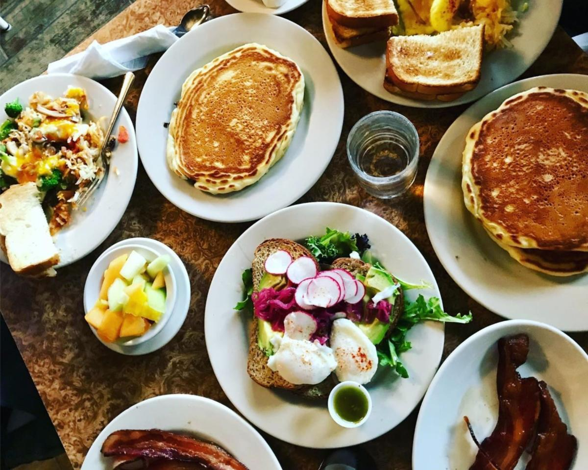 Enjoy a breakfast of champions at Wooden Chair, located in downtown Stevens Point!