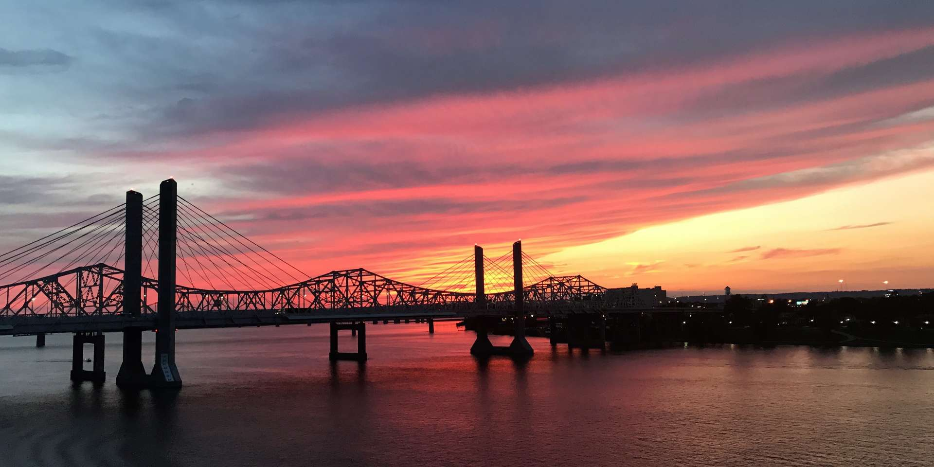 Bridges at Sunset