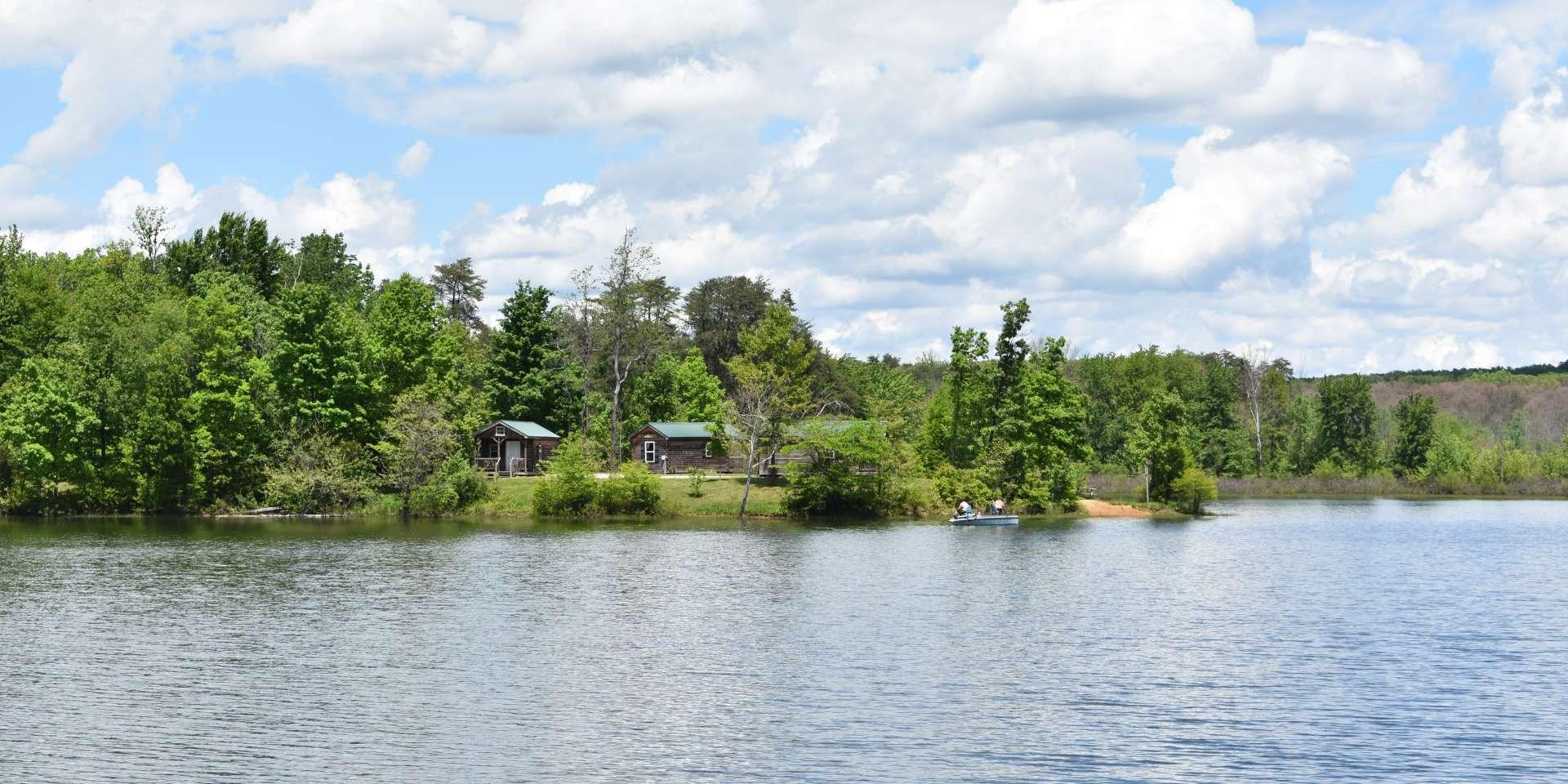 Deam Lake - Summer