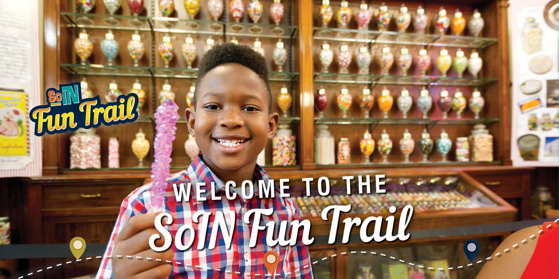 welcome to the fun trail v2