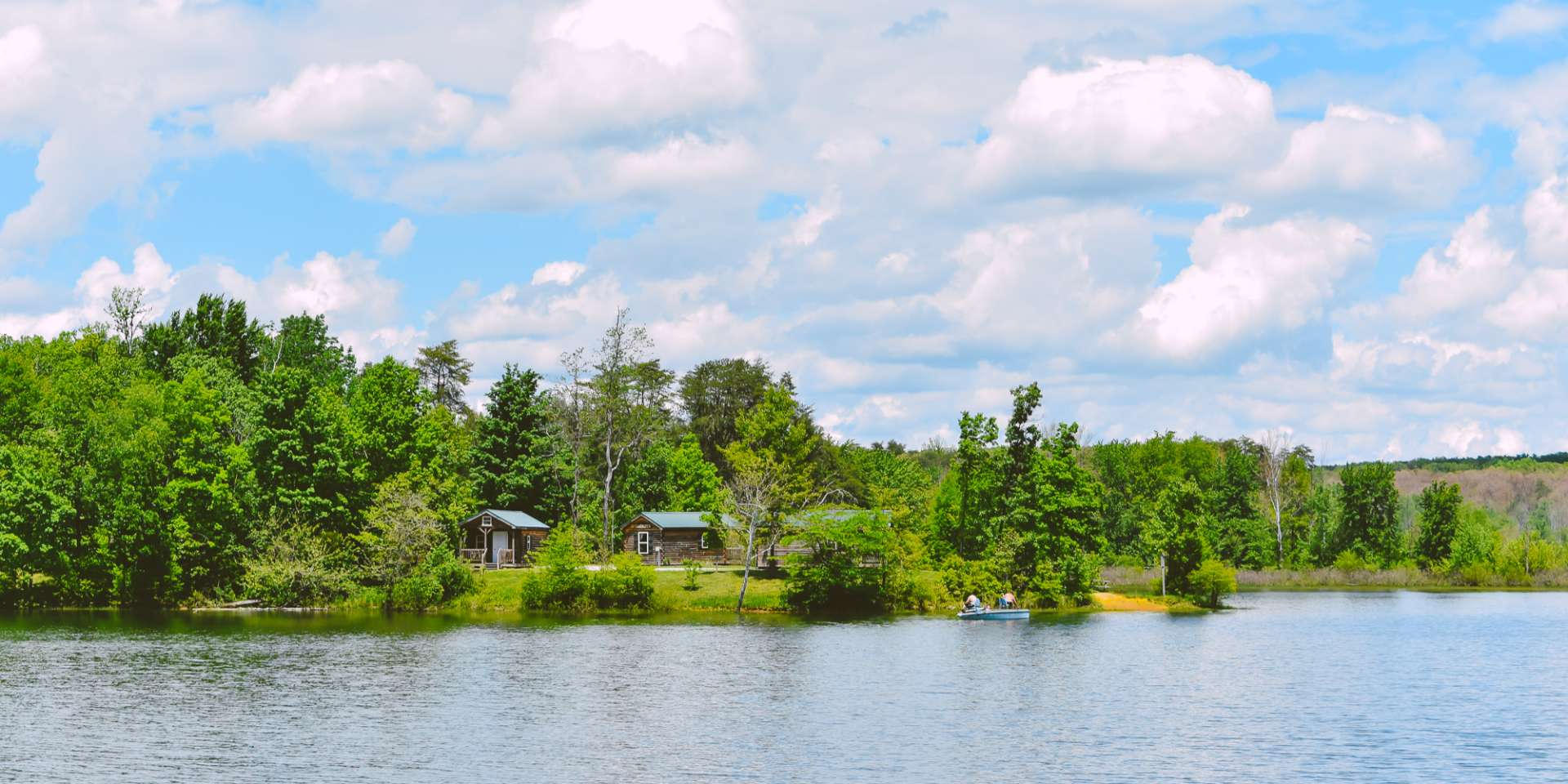 Deam Lake State Recreation Area Cabins