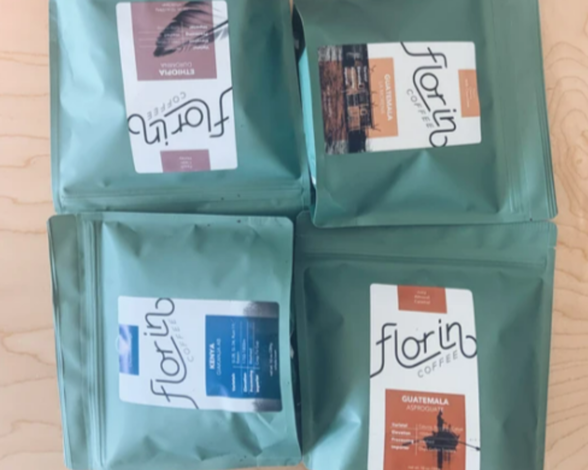 Florin Coffee Subscription Pack