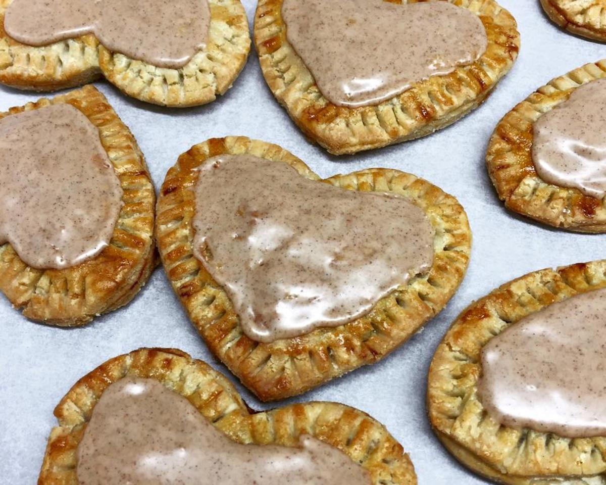 Bake Me Happy gluten-free Valentine's Pop Hearts