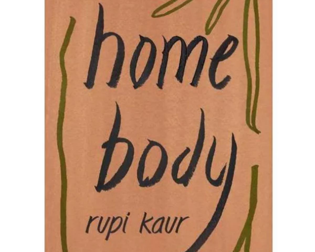 Home Body Book by Rupi Kapur