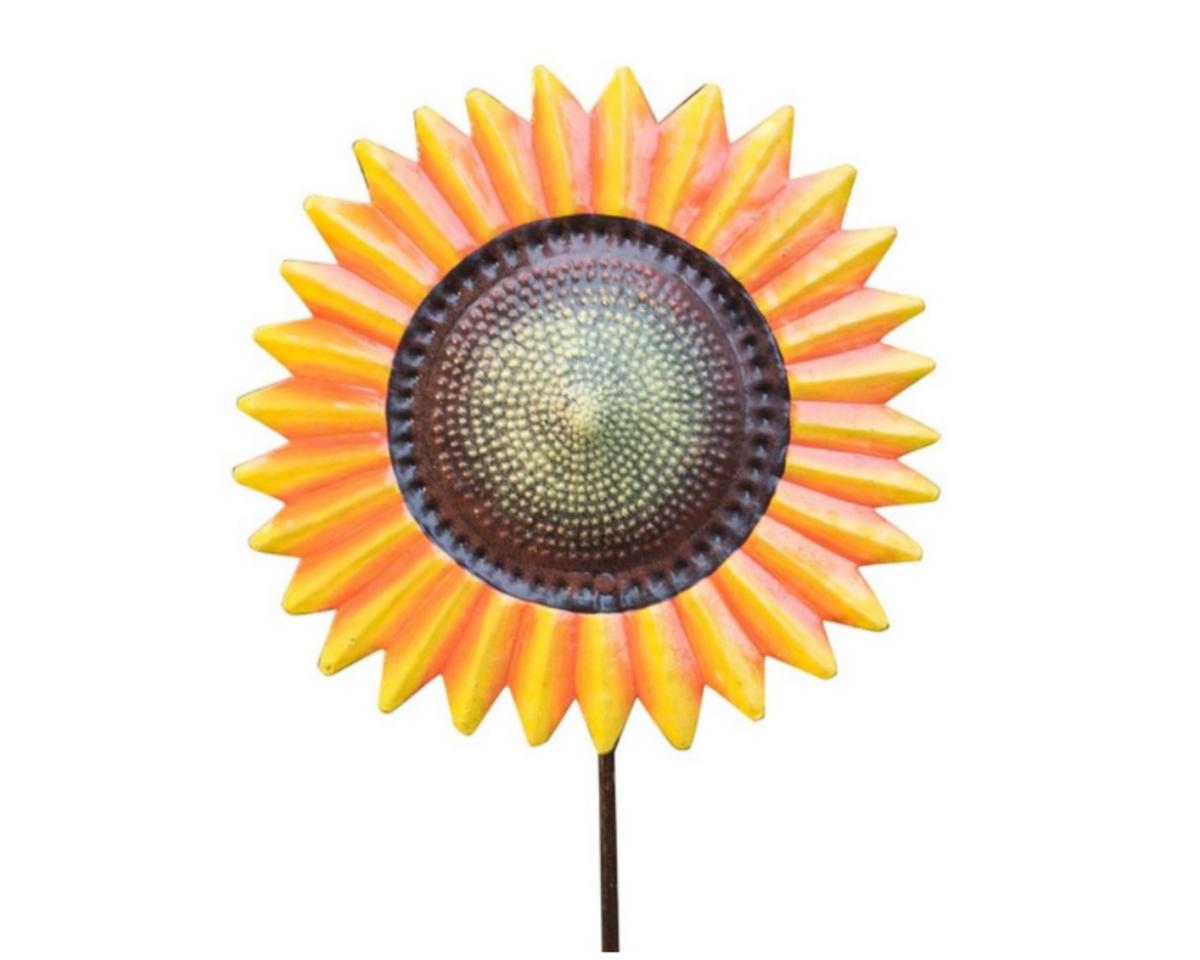 Global Gifts Sunflower Garden Stake