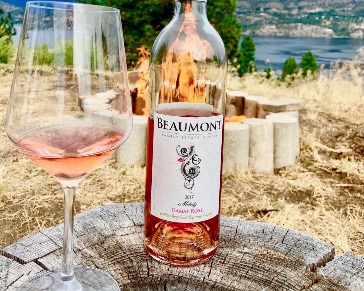 Beaumont Family Estate Winery - Melody Rose