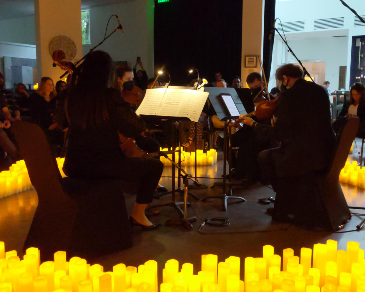 Candlelight Concerts at Glade