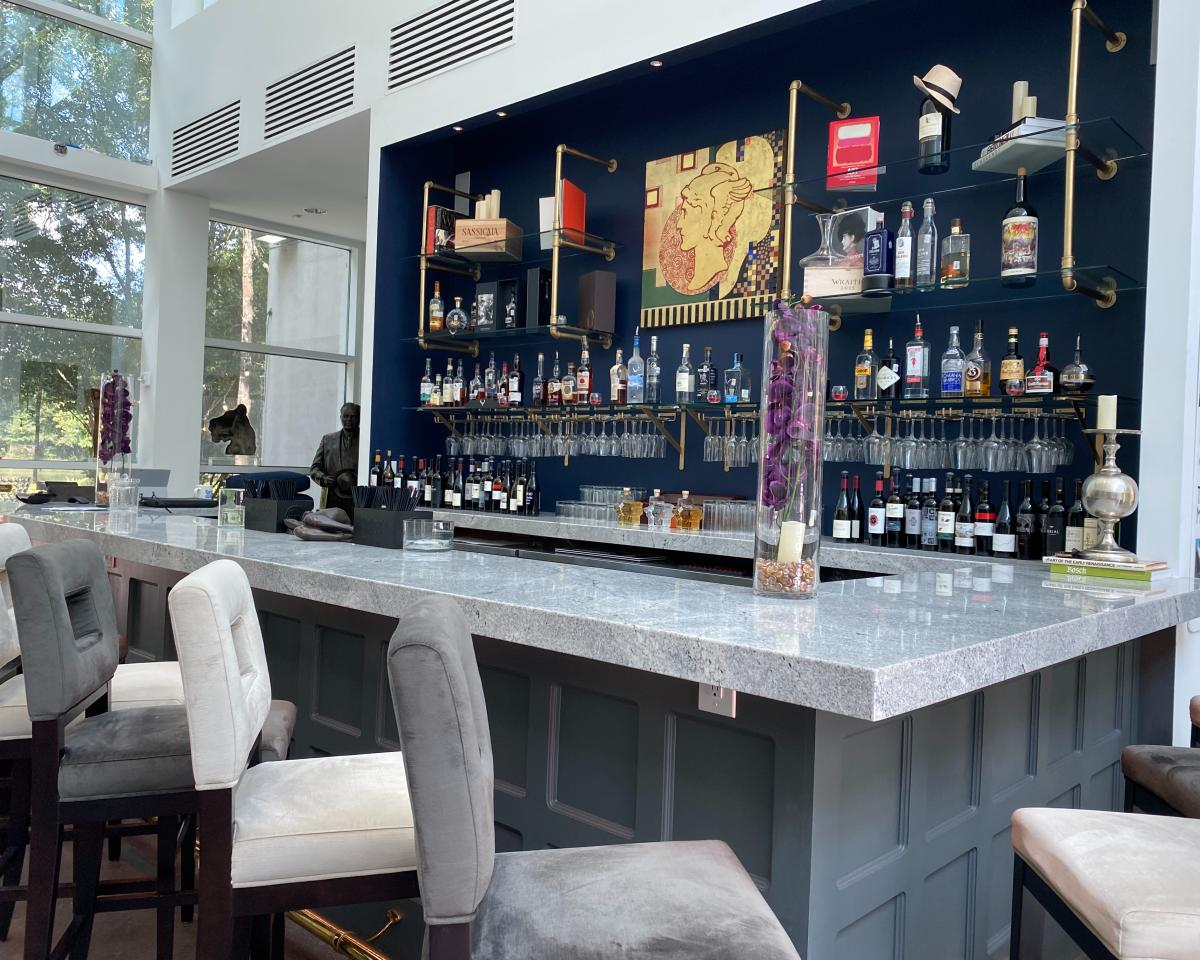 The Mercury Bar at Glade Gallery