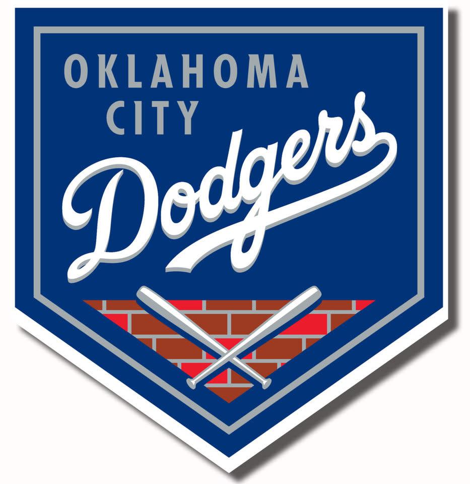 OKC Dodger's Logo