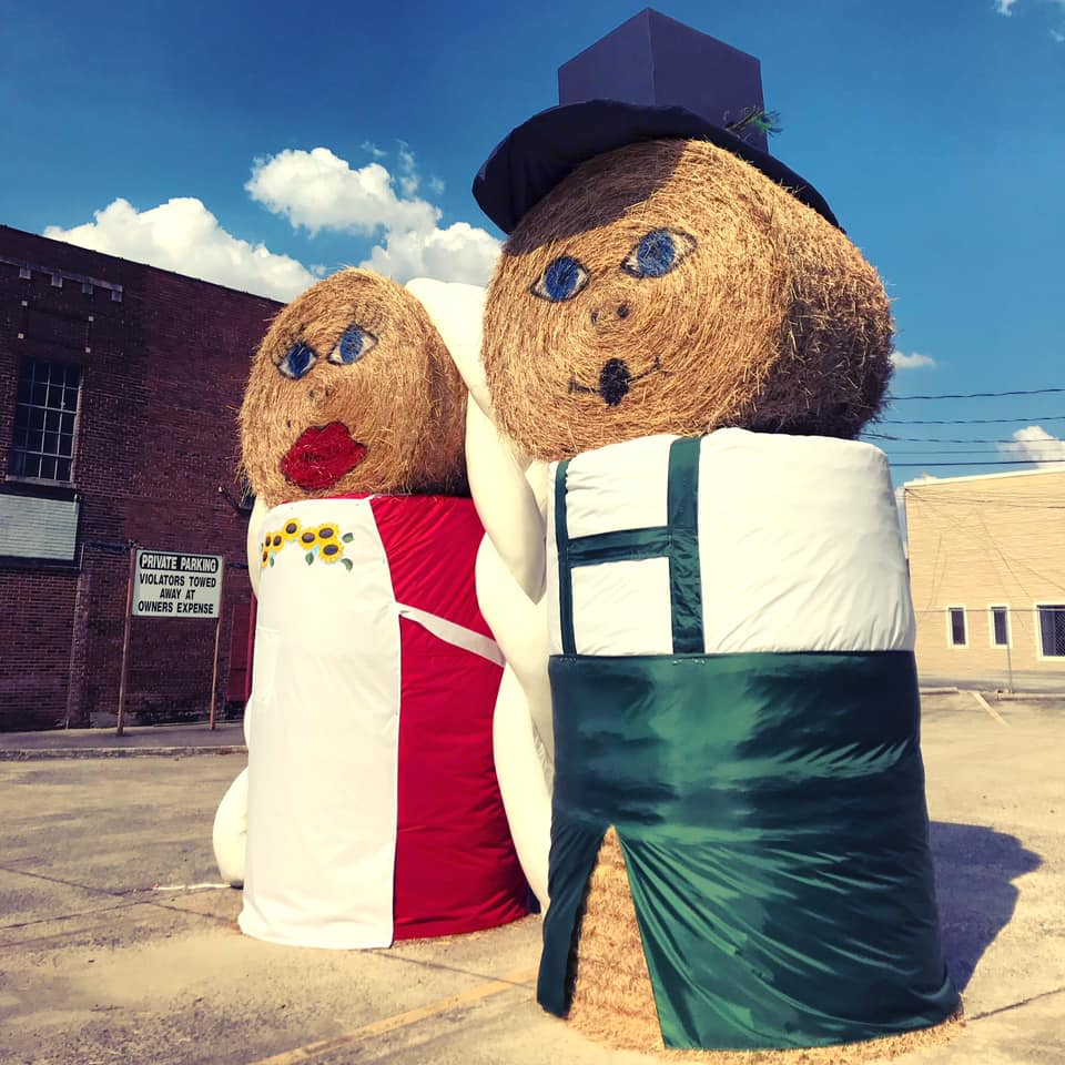 cullman hay people - oktoberfest