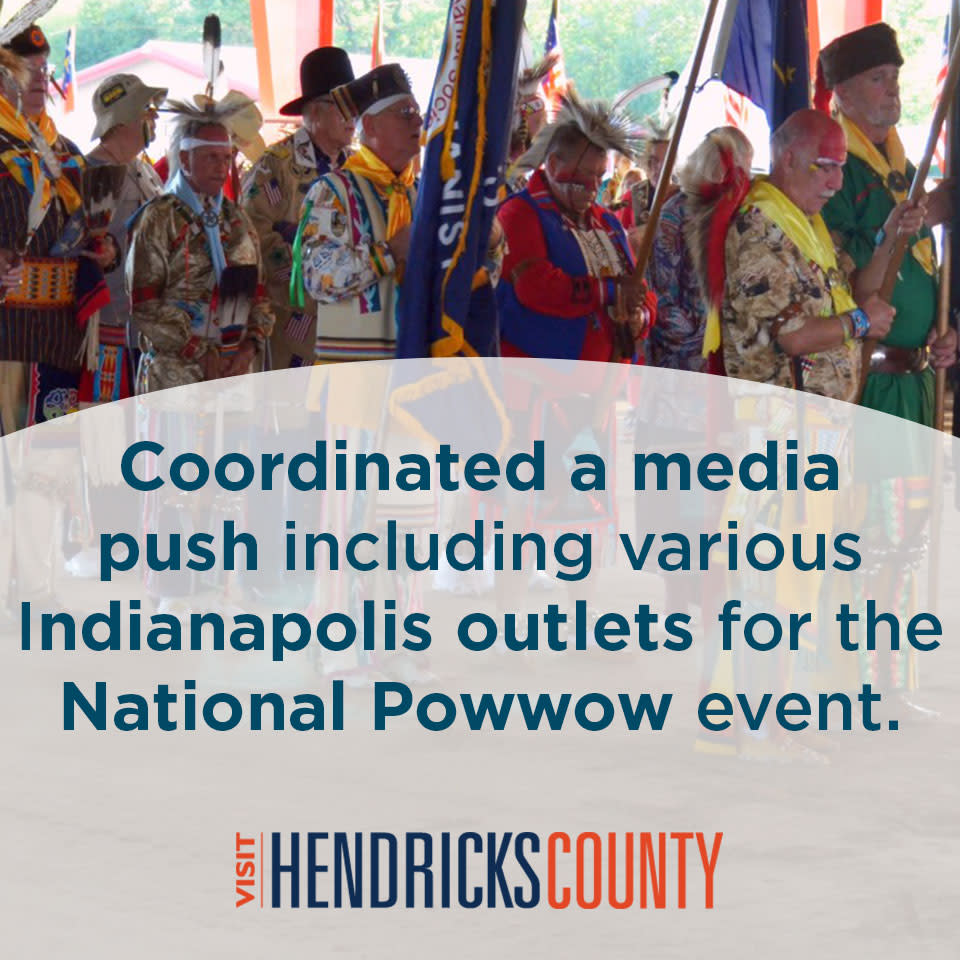 Visit Hendricks County Free Meeting Planning Services
