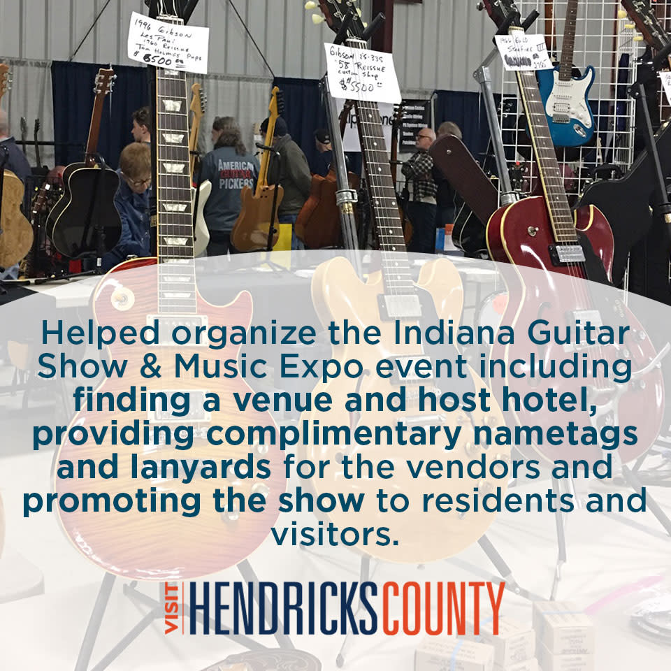 How VHC Helped The Guitar Show