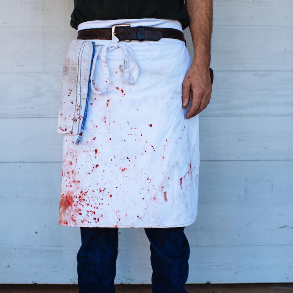 Boucherie Bloody Apron