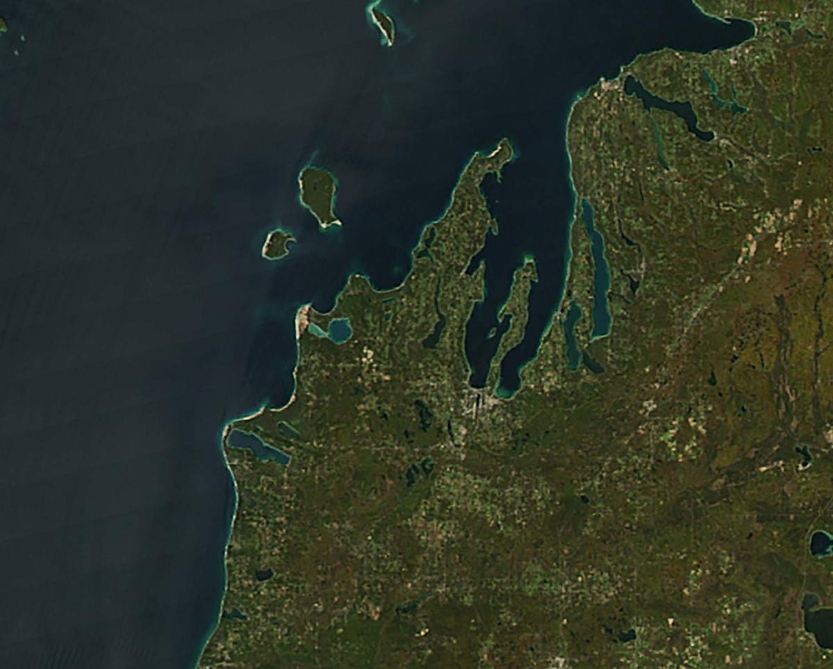 Paddle Antrim Watershed