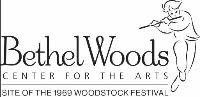 Bethel Woods Center for the Arts logo 2020