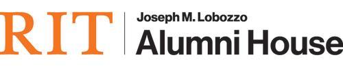 Joseph M. Lobozzo Alumni House RIT Logo
