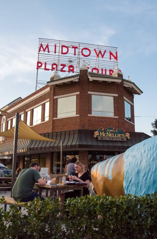 Midtown | Oklahoma City Districts