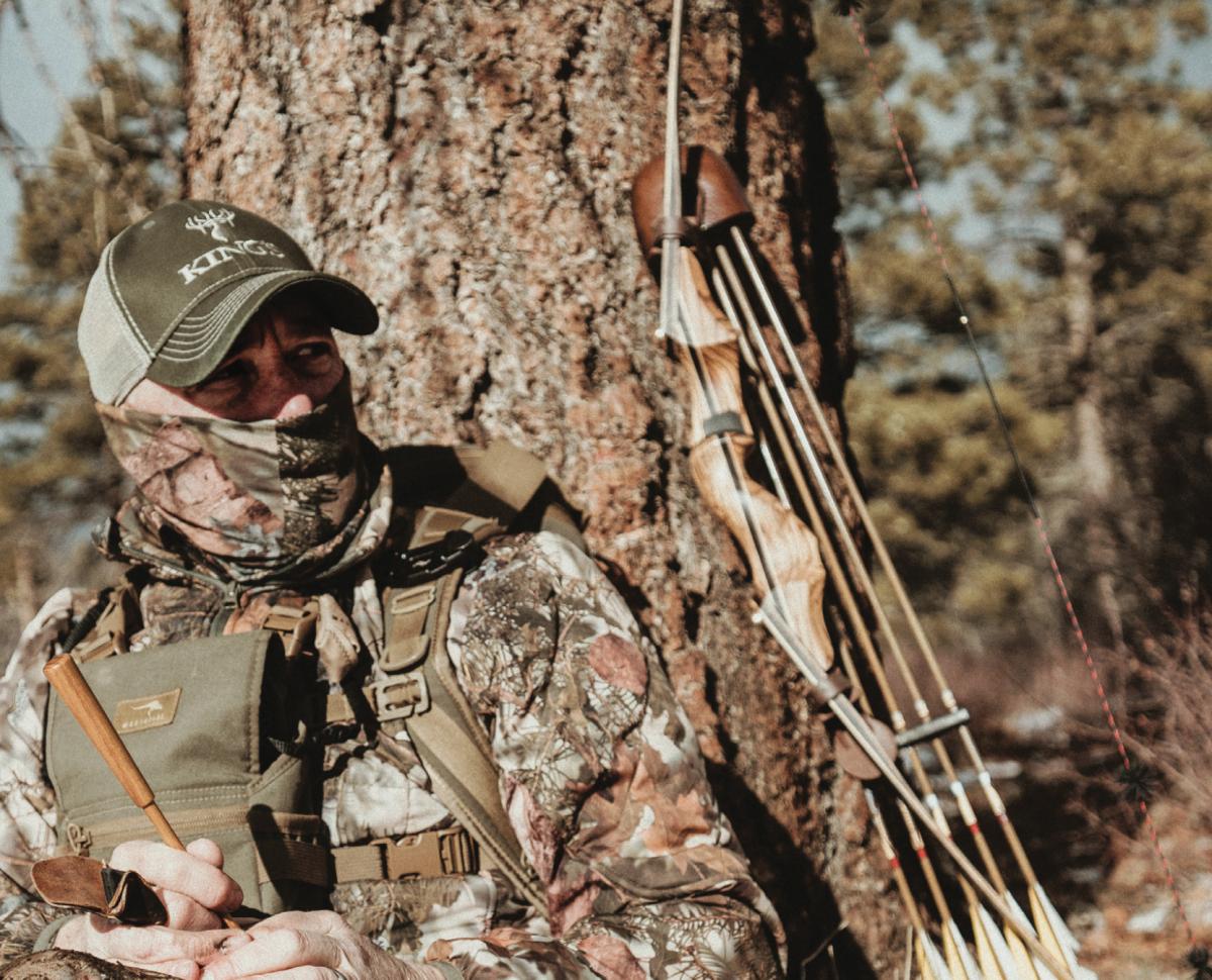 Hunting near Montrose, Colorado