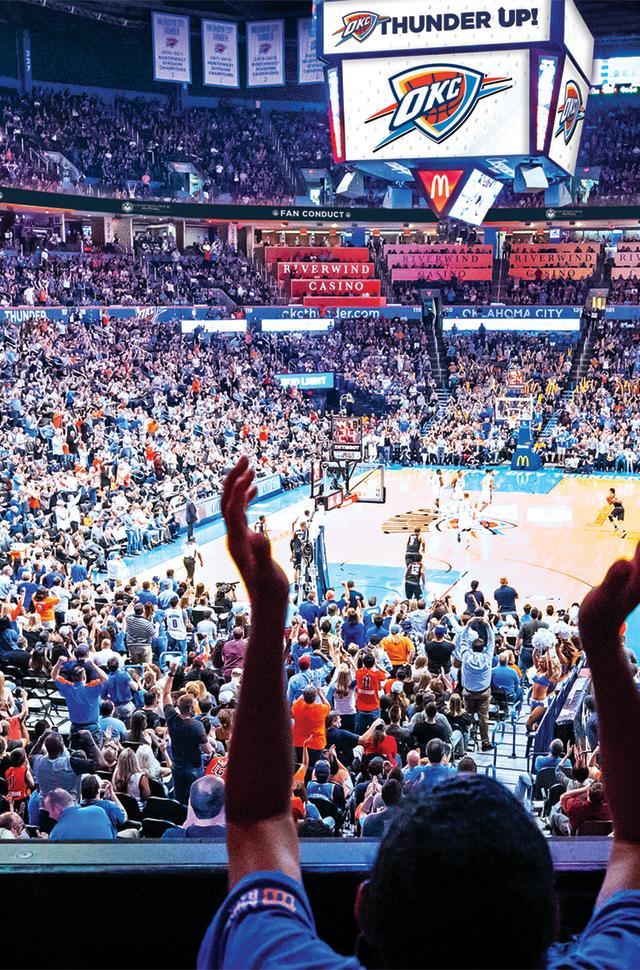 size 40 fdba6 9715a Oklahoma City Thunder | Tickets, Game Gear & Post Game Fun