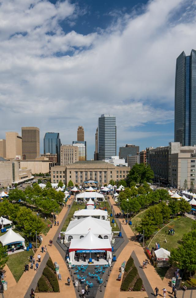 Oklahoma City Festival Of The Arts April Event Information