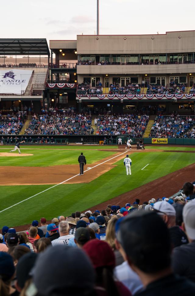 OKC Dodgers   AAA Baseball in Oklahoma City