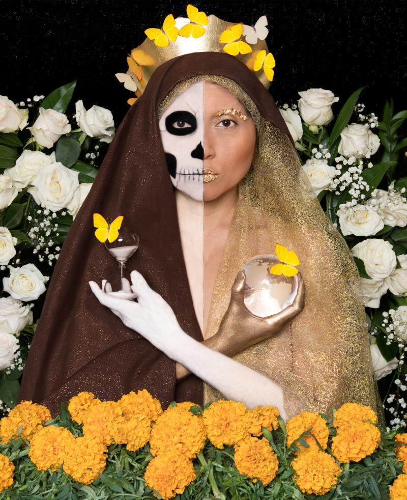 La Cempacihuatl de Tina Hernandez
